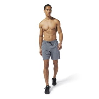 WOR Woven Shorts Cold Grey DU2175