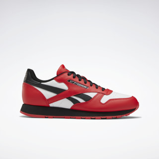 Classic Leather Shoes Primal Red / Black / White FW6812