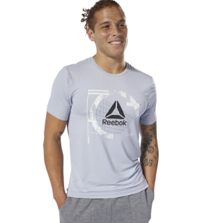 Camiseta WOR ACTIVCHILL Graphic Cold Grey 2 DU2122