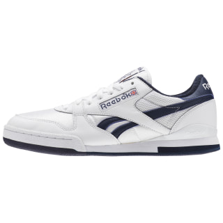 Phase 1 Pro Archive White/Collegiate Navy/Red CN3449
