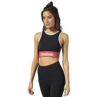 Training Essentials Light-Impact Bralette Black FI2038