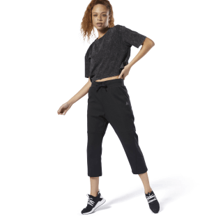 Dance 7/8 Jogger Pants Black DU1694