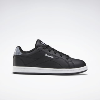 Reebok Royal Complete Clean 2.0 Shoes Black / White / Cool Shadow EF6838