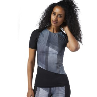Compression Short Sleeve Tee Black DY8155
