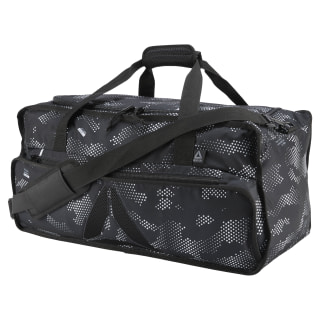 Active Enhanced Grip Duffel Bag Large Black DU3010