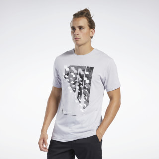 ACTIVCHILL+COTTON Tee Sterling Grey FK6281