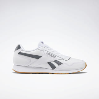Кроссовки Reebok Royal Glide LX WHITE/ALLOY/GUM DV6683