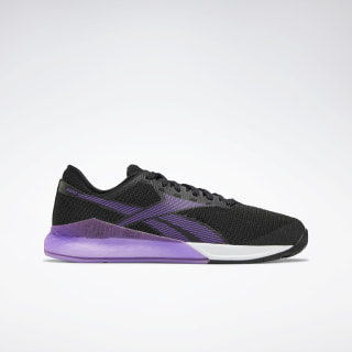 Scarpe Nano 9.0 Black / Grape Punch / White EG1528