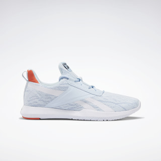 Reebok Reago Pulse 2.0 Glass Blue / White / Vivid Orange EH3196