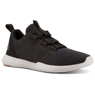 Reebok Reago Pulse Shoes Black / TAN / PORCELAIN / GREY CN5125