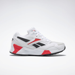 Aztrek 96 White / Porcelain / Neon Red DV7992