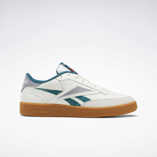 Club C 85 Shoes Chalk / Heritage Teal / Cool Shadow EG6427