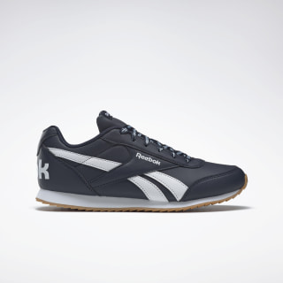 Reebok Royal Classic Jogger 2.0 Shoes Collegiate Navy / White DV9078