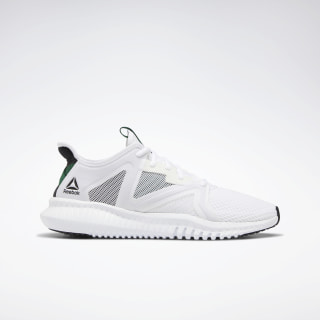 Кроссовки Reebok Flexagon 2.0 White/white/clover green /black DV9270