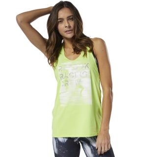 Top Regata F Re Mesh neon lime DU4228