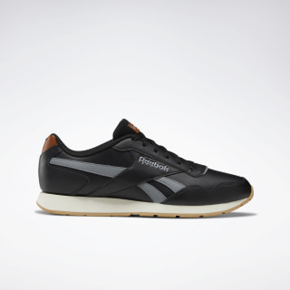 Reebok Royal Glide Black / True Grey 5 / Gum DV8782