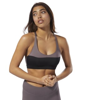 Workout Ready Beha-Top Purple D95501