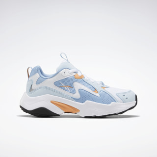 Reebok Royal Turbo Impulse Shoes White / Glass Blue / Fluid Blue EG9450