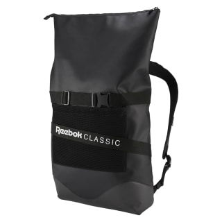 Mochila Classic Leather OPS Strap Backpack black DW5616