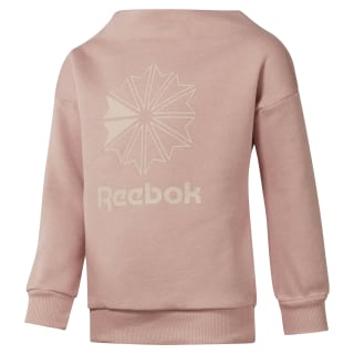 Sweat Classics - Fille Chalk Pink DH3230