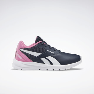 Reebok Rush Runner 2.0 Shoes Collegiate Navy / Posh Pink / White EF6670
