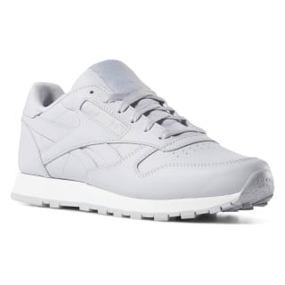 Classic Leather Cold Grey / White CN7607