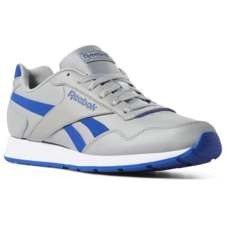 Reebok Royal Glide True Grey / Collegiate Royal / White / Honor CN7308