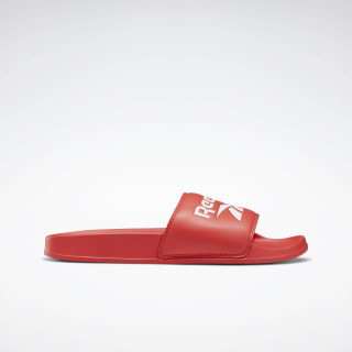 Reebok Classic Slides Radiant Red / White / None EH0413