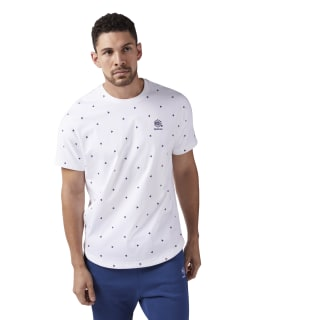 Graphic T-Shirt White CE5058