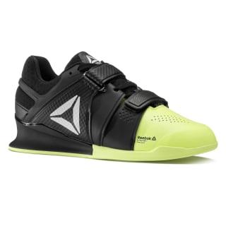 Reebok Legacy Lifter Black/Electric Flash/Black/White BS8219