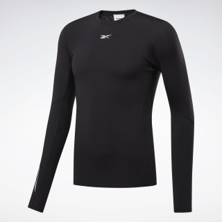 United by Fitness Compression Tee Black FK0454
