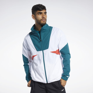 Chaqueta Meet You There Heritage Teal FK6151