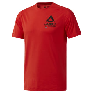 Training Speedwick Move Tee Canton Red DU3975