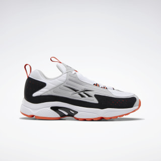 Кроссовки Reebok DMX Series 2200 Multicolor/white/vivid orange/pure grey 2 EH1801