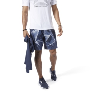 One Series Training Epic Shorts Heritage Navy EC0964