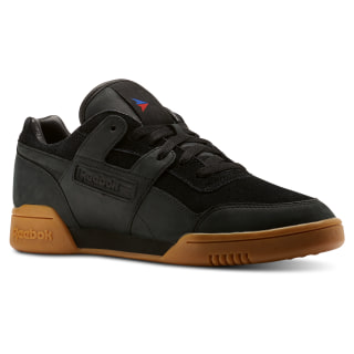 Workout Plus x The Hundreds Black / Red Rush / Collegiate Navy / White CN2000