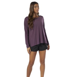 WOR Supremium Long Sleeve Tee Urban Violet DU4789