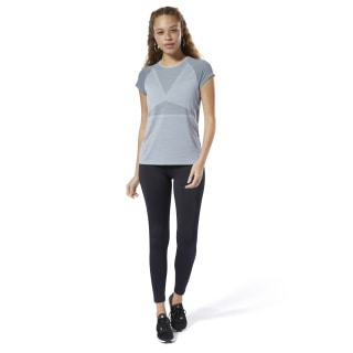ACTIVCHILL Vent Tee Medium Grey Heather DV1863