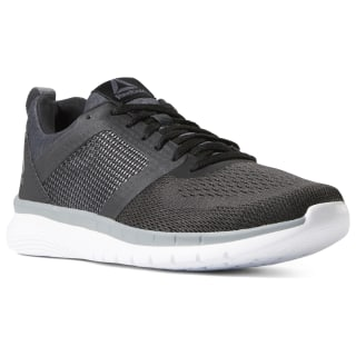 Кроссовки для бега Reebok PT Prime Run 2.0 BLACK/COAL/ALLOY/WHITE CN7115
