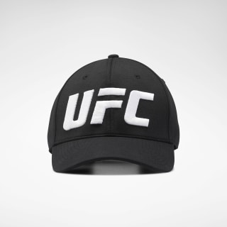 UFC Logo Baseball Hat Black EI0805