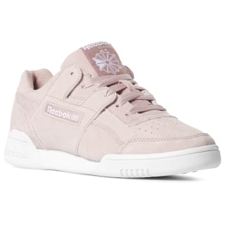 Workout Lo Plus Smoky Rose/White/True Grey CN6972