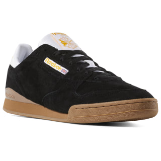Tênis M Phase 1 Mu indoor-black / trek gold / white / gum CN6900