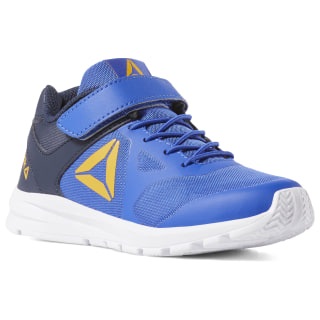 Reebok Rush Runner Crushed Cobalt / Collegiate Navy / Trek Gold DV4435