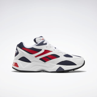Aztrek 96 Shoes White / Heritage Navy / Primal Red EH3384
