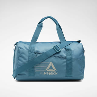 Active Foundation Grip Duffel Bag Small Mineral Mist EH5562