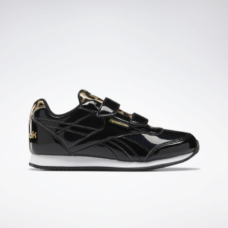 Reebok Royal Classic Jogger 2.0 Shoes Black / Gold DV9035