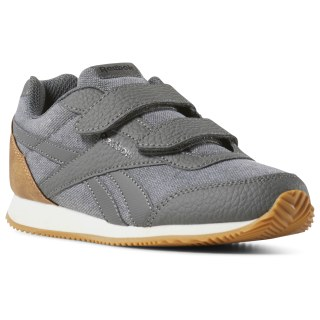 Reebok Royal CLJOG 2 2V True Grey/Black/Classic White/Gum DV4031