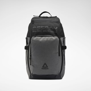 Combat Backpack Medium Grey Heather / Black EC5710