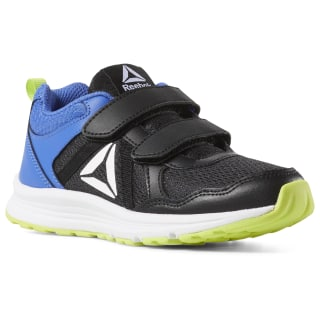 REEBOK ALMOTIO 4.0 Black / Crushed Cobalt / Neon Lime / White CN8585