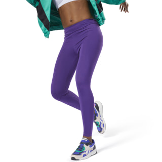 Legging Classics avec un logo Vector Regal Purple FM2075